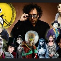 Tim Burton director cine