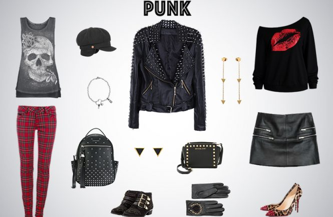 outfit punk